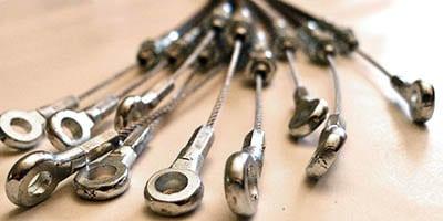 Funi di acciaio per trasmissione flessibile