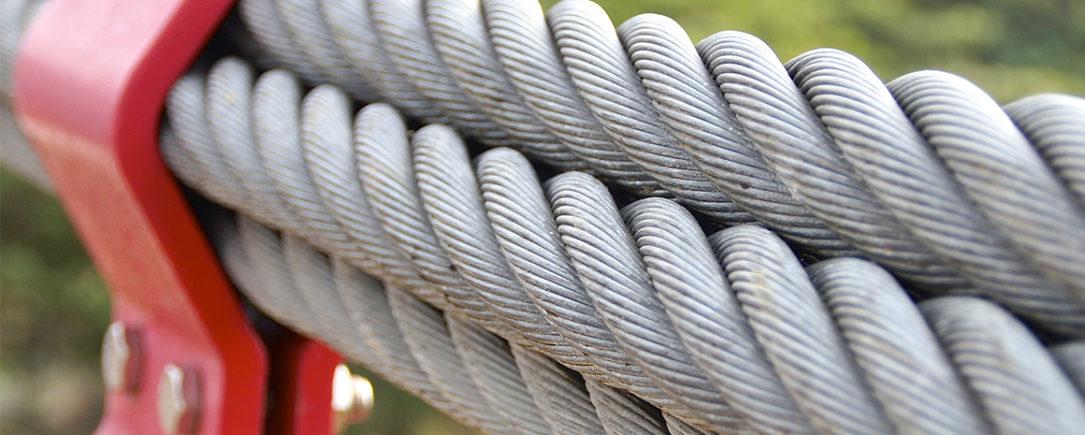 Fune di acciaio e carico di rottura: 5 aspetti da non trascurare per la sicurezza