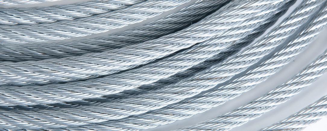 Cuerdas de acero: soluciones para diferentes usos